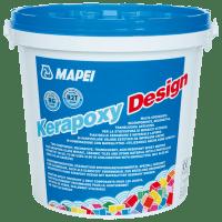 Kerapoxy Design 111 Sølvgrå 3kg