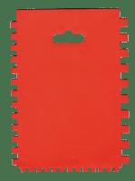 SV Tannsparkel PVC Tannet 4 og 6mm