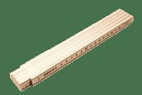 SV Tommestokk PVC 2m