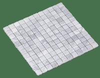 Carrara Bianco 2,3x2,3 Marmor