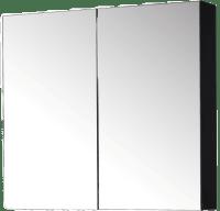 Høg Basic Speilskap 80 Sort