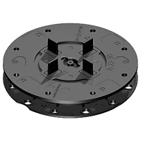 SV Jack Support-H155-190 2,2mm-