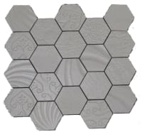 Mosaic Hexagon Matt Decor