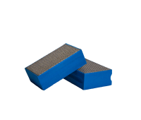 Diacore diamant slipepad blå medium 60
