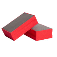 Diacore diamant slipepad rød fin 200