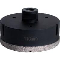 Diacore diamantbor vinkelsliper 110mm