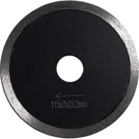 Diacore diamantblad basic 115mm