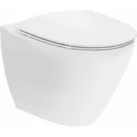 Ifø Spira Art 6245 Vegghengt Toalett Rim