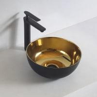 Latina Vask 36 Sort Gull
