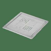 Kern Slukrist Elben blank børstet 20x20c