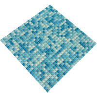 Mosaic Cristal Blue Mix 1x1