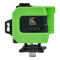 Kern Laser Grønn 20 m