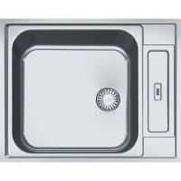 Franke Argos AGX 210 Kjøkkenvask i Rustfritt Stål