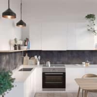 Fibo Kjøkkenplate Lentini Dark Sl