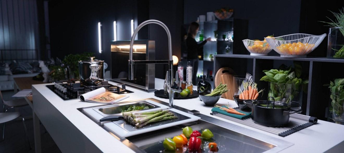 kjøkkenvask i alle typer fra franke