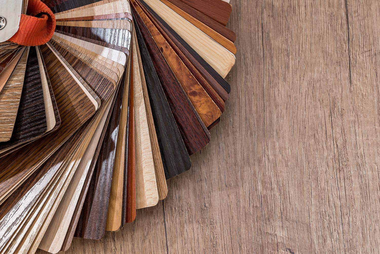 Fargekart på gulv