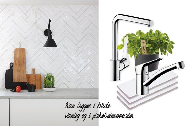 Kjøkkenkran med uttrekkbartut