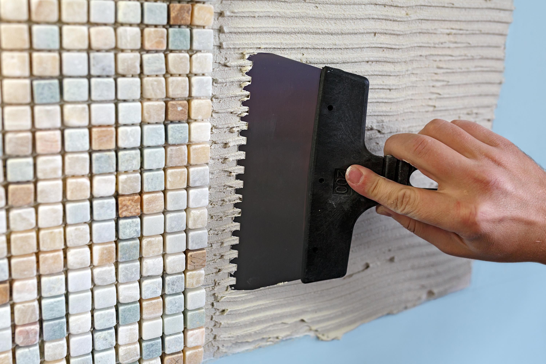 Hvordan legge mosaikkfliser