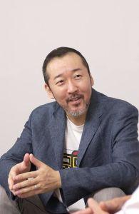 竹内薫氏(撮影 斎藤將記)[1]