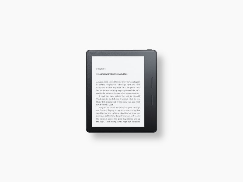 first rate timeless design cute Recensione Kindle Oasis 2019 - Riccardo.im