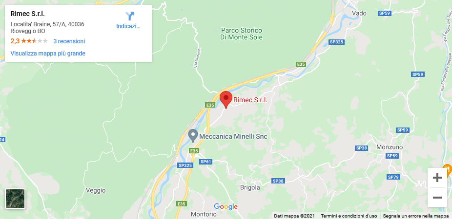 rimec-mappa