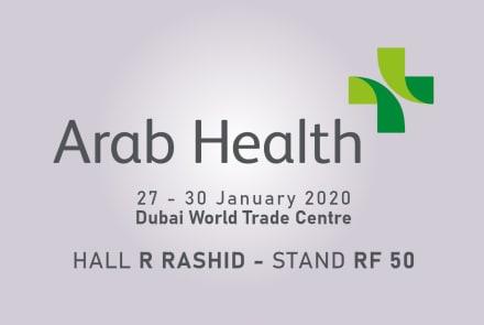 Cover - Arab Health 2020