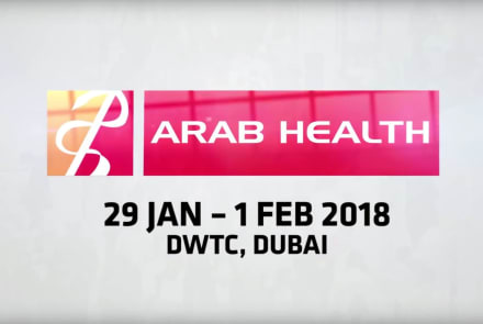 Arab Health 2018 Cover