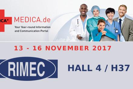 Medica 2017 Cover