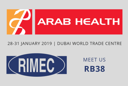 Arab Health 2019 Cover