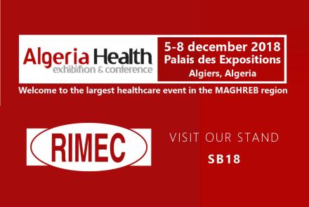 Algeria Health 2018 Cover