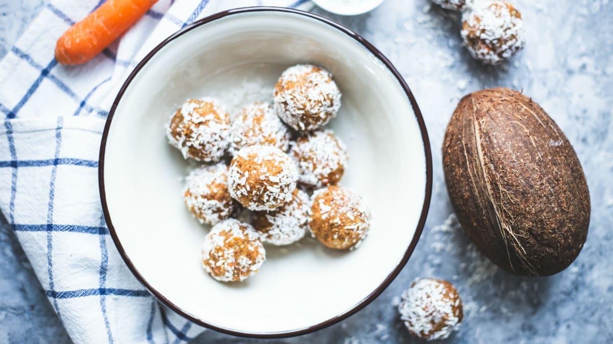 Porgandi-kookosepallid