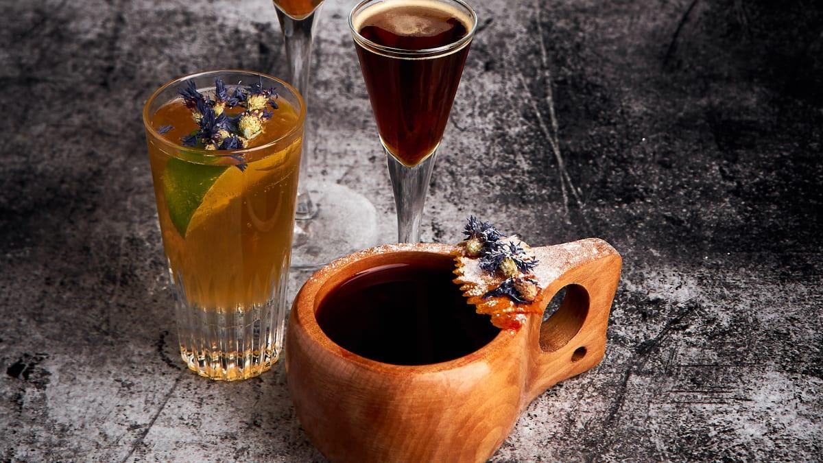 «Winter Gin & Tonic» -  Ziemas Džintoniks