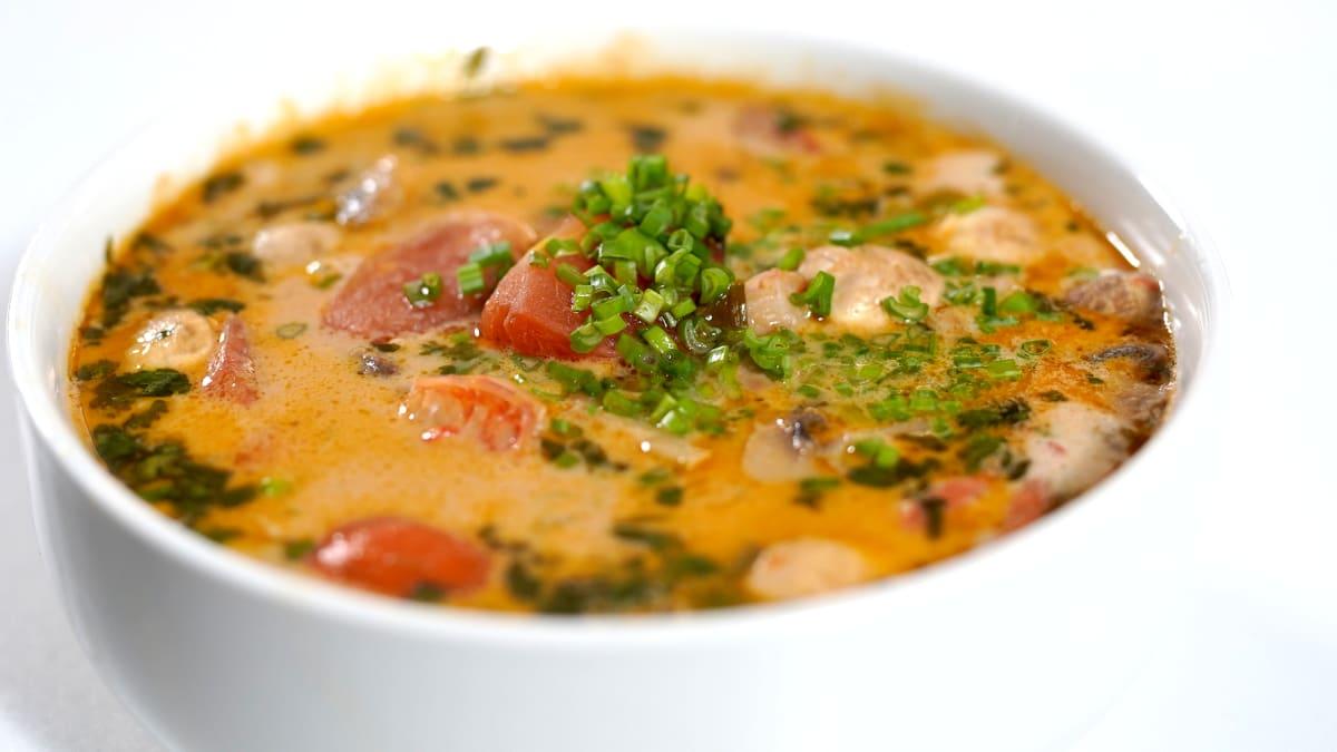 Tom Yum zupa