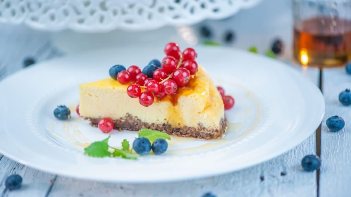 Grieķu jogurta torte