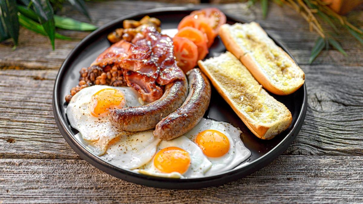 Angļu brokastis