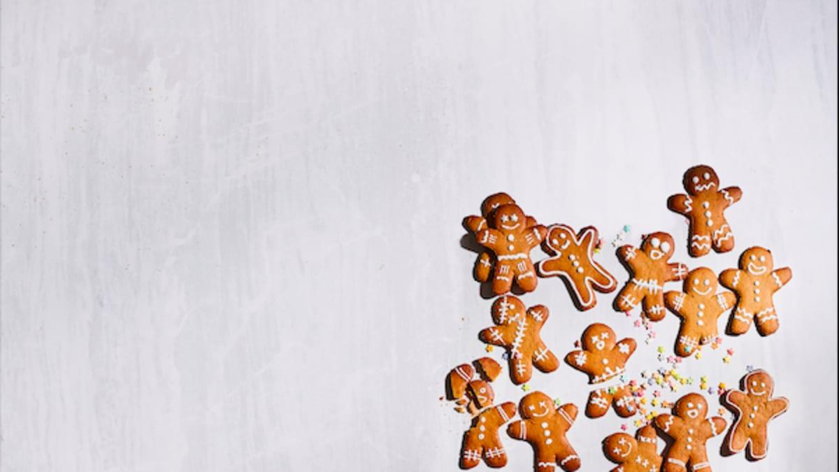 Ingvera piparkūkas