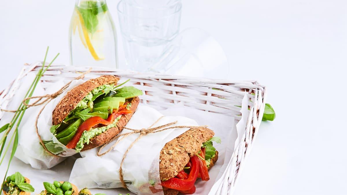Piknika sendvičs