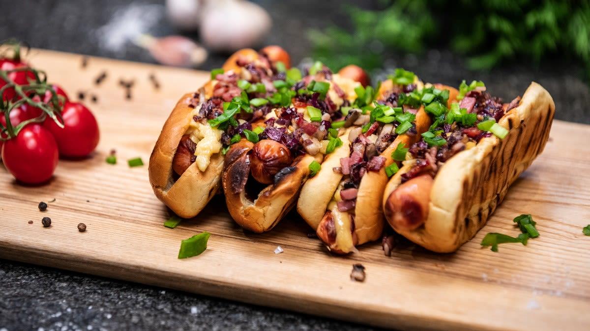 Jüri hommikusöögi hot dog hingele ja kõhule