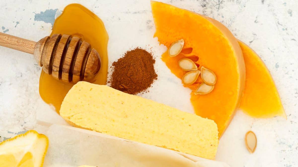 Moliūgų ir cinamono sviestas