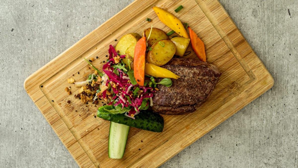 Veise sisefilee steik