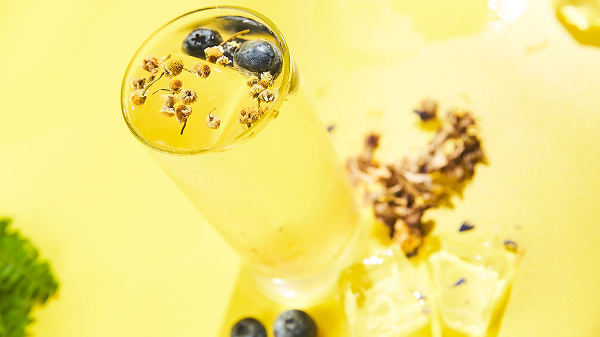 Midsummer Gin Tonic