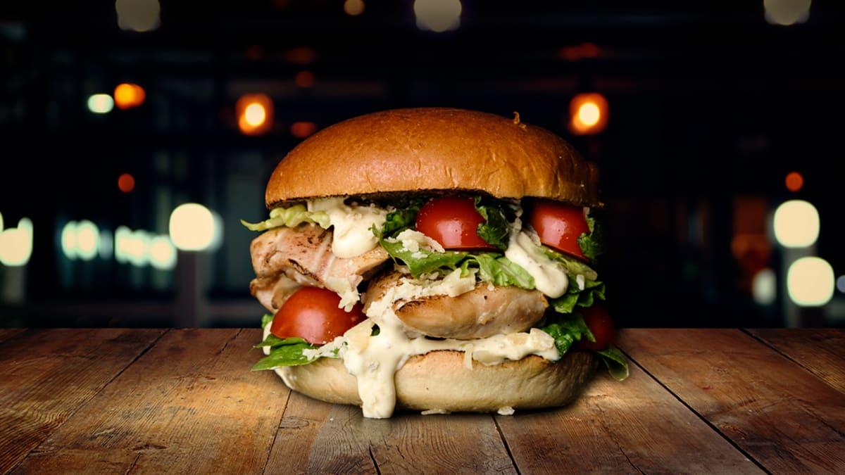 Caesari burger