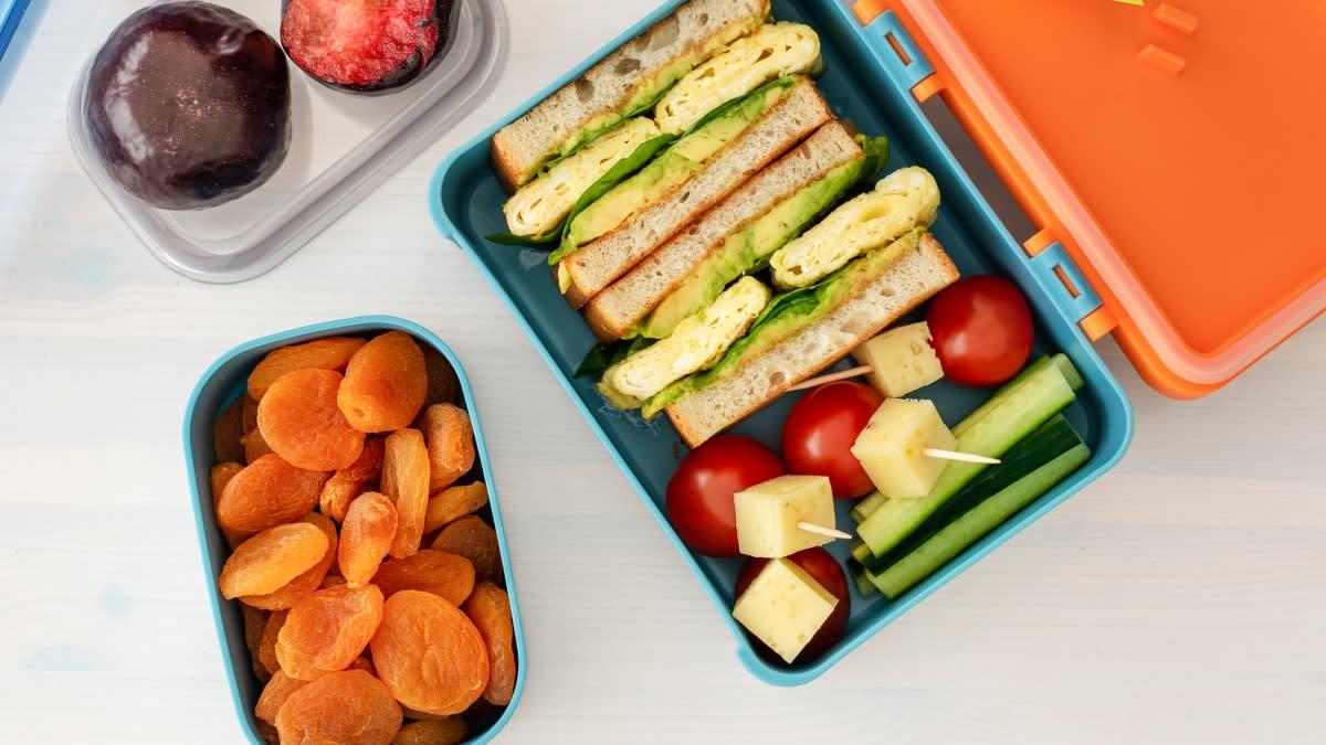 Vegetariška dėžutė