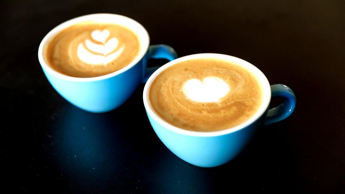 Mājas Cappuccino