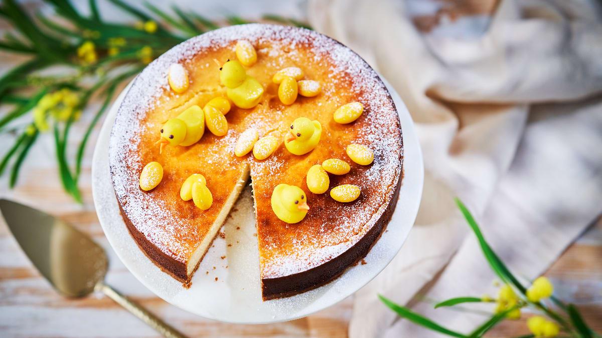Kevadpühade juustukook