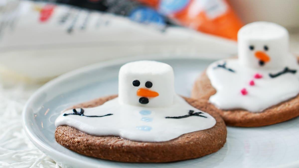 Muhedad lumememme piparkoogid