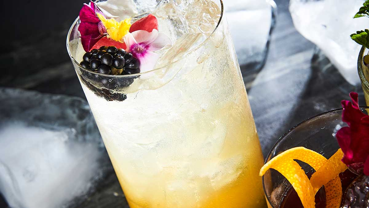 Japanese Summer Cocktail