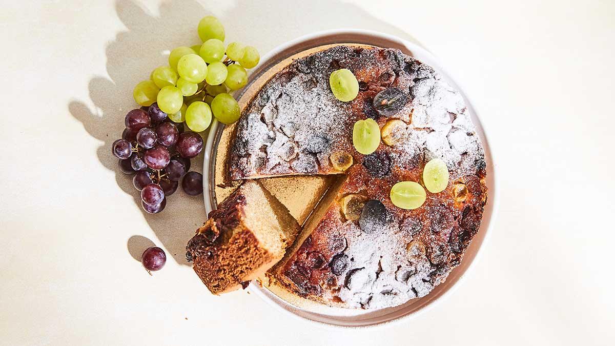 Vīnogu kūka