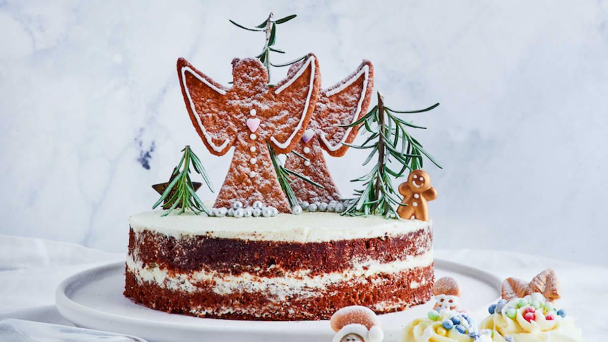 Piparkūku torte