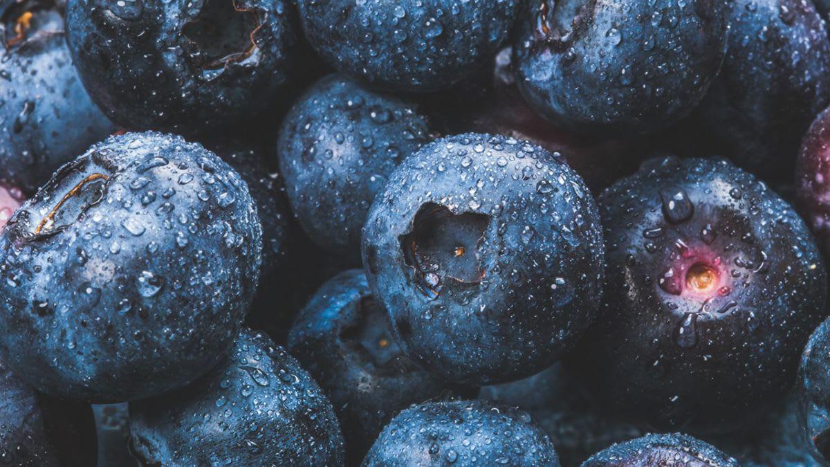 Blueberry Highball